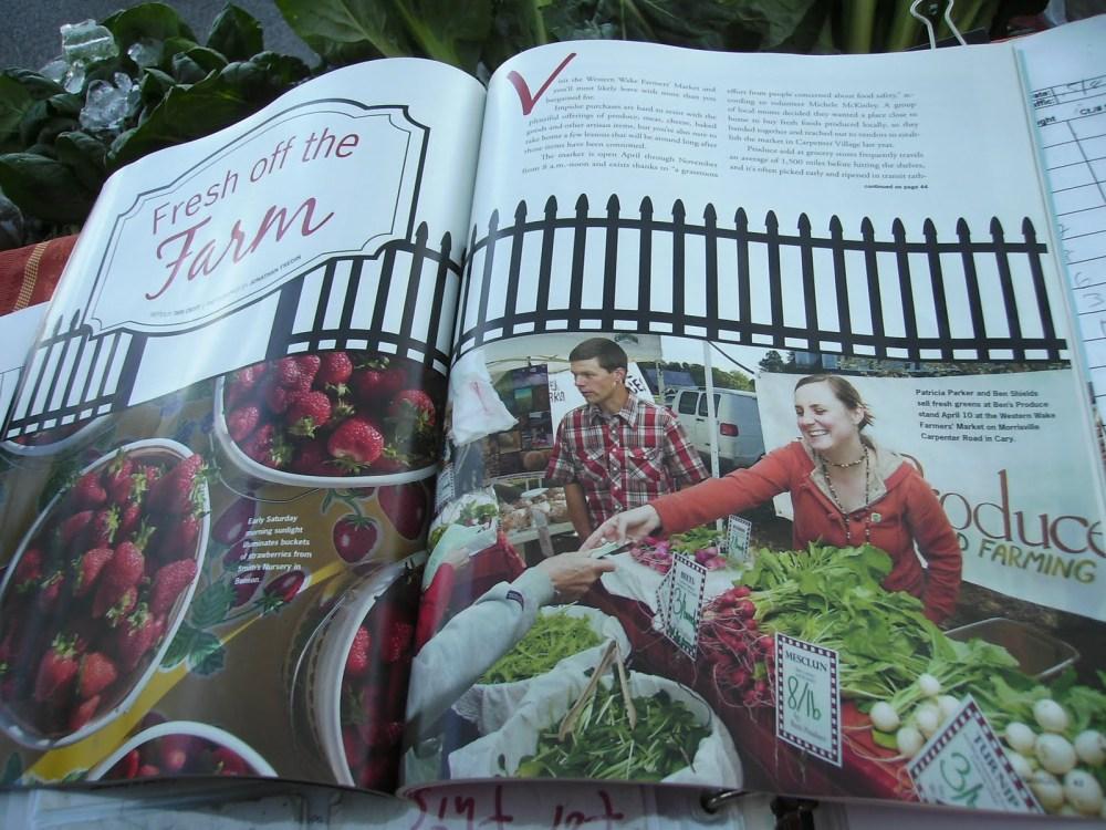 cary magazine 2009